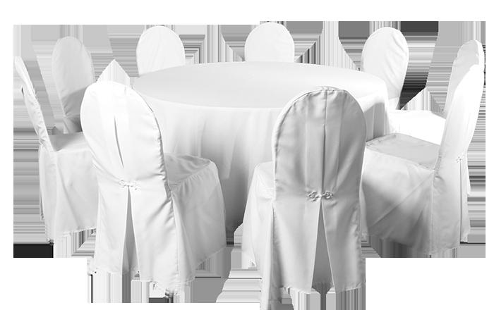 Set Banketttisch & Stühle